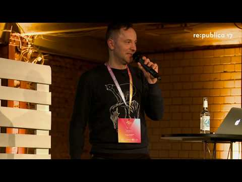 re:publica 2017 - Valery Vermeulen: How to make music from deepspace, wall street or biofeedback on YouTube