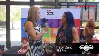 2017 NPC USA Interview Tracy Dang