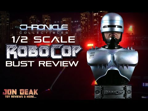 CHRONICLE - ROBOCOP BUST ( REVIEW )