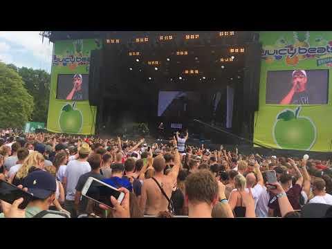 Juicy Beats 2018 - TRETTMANN feat. GZUZ - Knöcheltief
