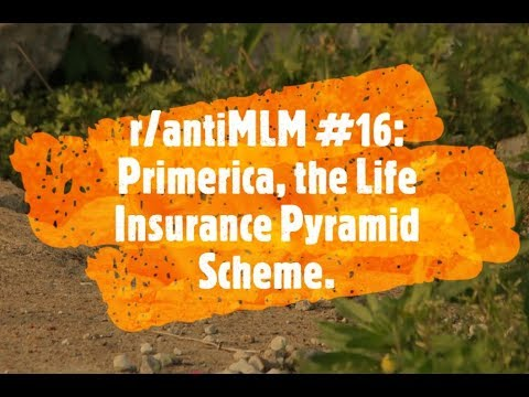 Primerica- Selling the Dream and Not the Nightmare