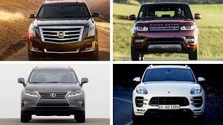 TOP 10 Premium SUV 2014