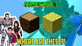 Minecraft: WAKA ISLAND JUNGLE WOOD SEARCH! #5