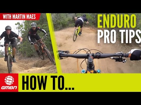 How To Race Enduro Like A Pro With Martin Maes – Enduro Tips