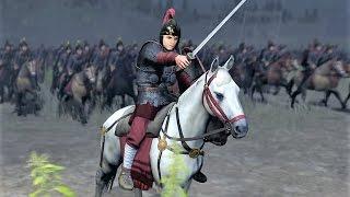 Total War: Attila Западная Римская Империя№58 Аттила мертв!