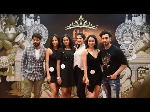 Unveiling of fbb Colors Femina Miss India 2018 Hyderabad finalists