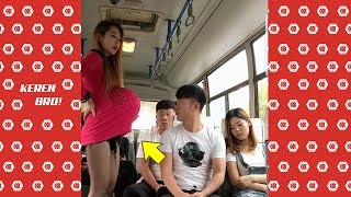 So Funny! New Funny Chinese Prank Videos P✦9『Can't Stop Laughing 2019』.