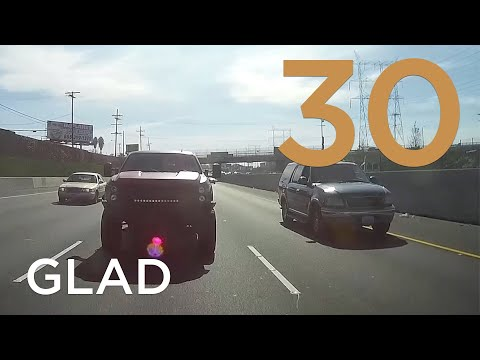 Bad Drivers of Greater Los Angeles 30 (including San Diego Area)