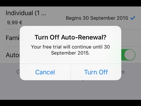 how to turn off automatic renewal on iphone apple how to turn automatic renewal on ios 1961