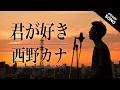 ◆【フル歌詞付】君が好き / 西野カナ(レノアハピネス TV CM) カバー 黒木佑樹 くろちゃんねる