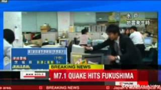 Japan shakes again as 7.1 quake hits