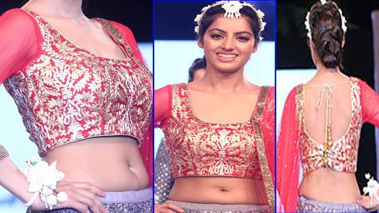 tv star deepika singh walk the ramp for smile foundation - youtube