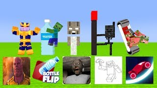 Monster School - SEASON 6 ALL EPISODE - Minecraft Animation