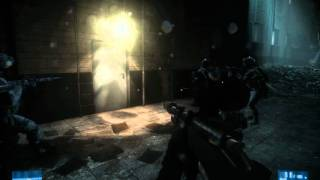 [PC-HD]Battlefield 3 - Singleplayer Campaign ( Eighth Mission - Night Shift ) Sniper Mission!