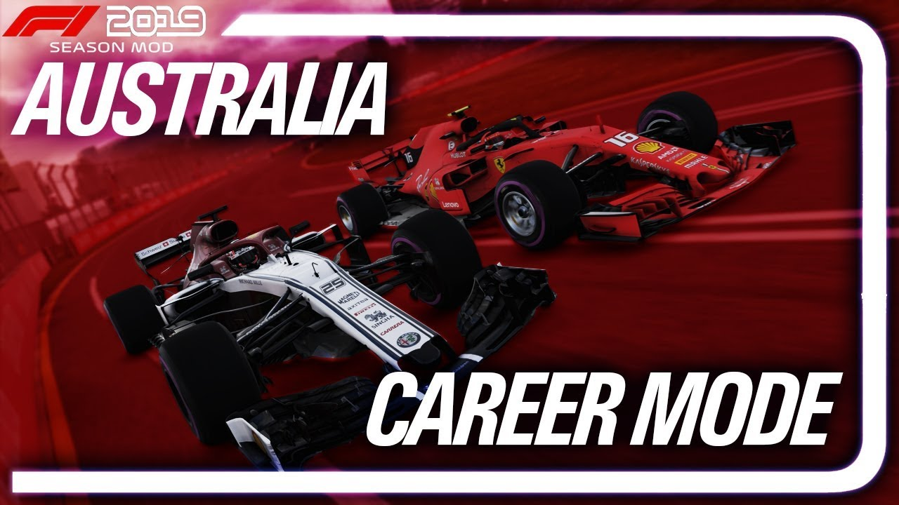 F1 2019 Season Mod 2 1 HUGE UPDATE!!!!! - General Discussion