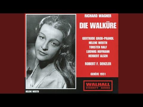 Die Walkure: Act I Scene 1: Prelude