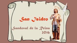 San Isidro. Sandoval de la Reina. 2016