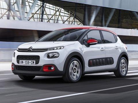 Citroën présente sa nouvelle C3 2016