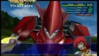 super robot wars xo pv part1