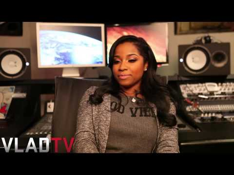 "Toya Wright on Not Wanting to be Labeled Lil Wayne's ""Baby Mama"""