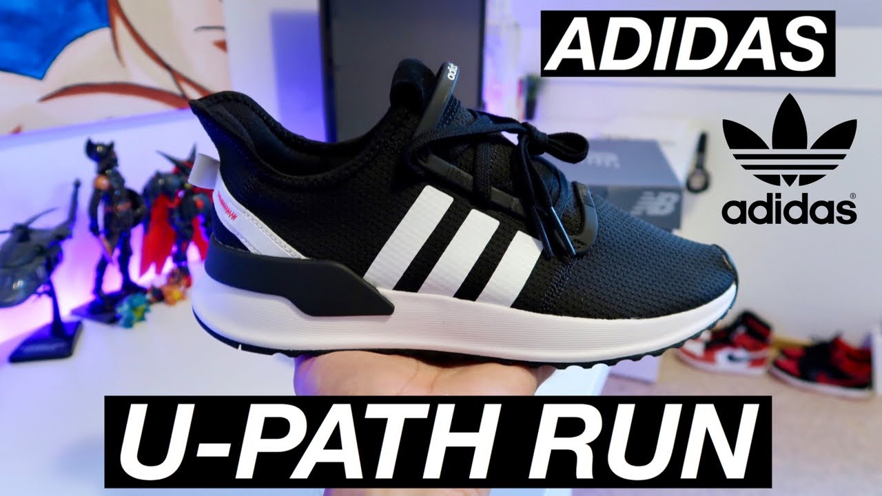 Adidas U-Path Run Unboxing, Review