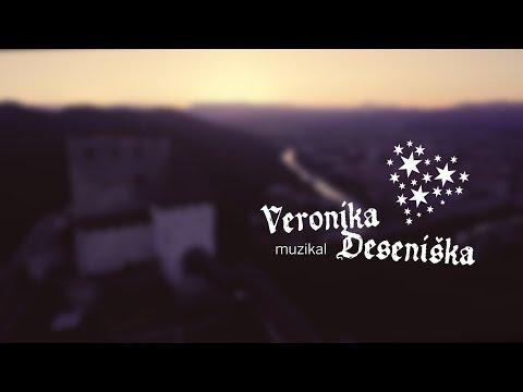 Muzikal VERONIKA DESENIŠKA - Premiera