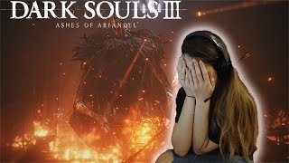 SISTER FRIEDE & FATHER ARIANDEL! (no summons, NG+) - Dark Souls 3 DLC Ashes of Ariandel - Part 2