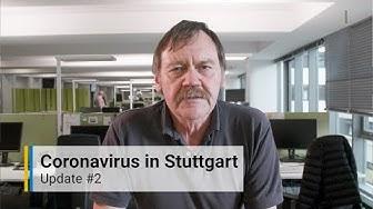 Das Coronavirus in Stuttgart: Update #2