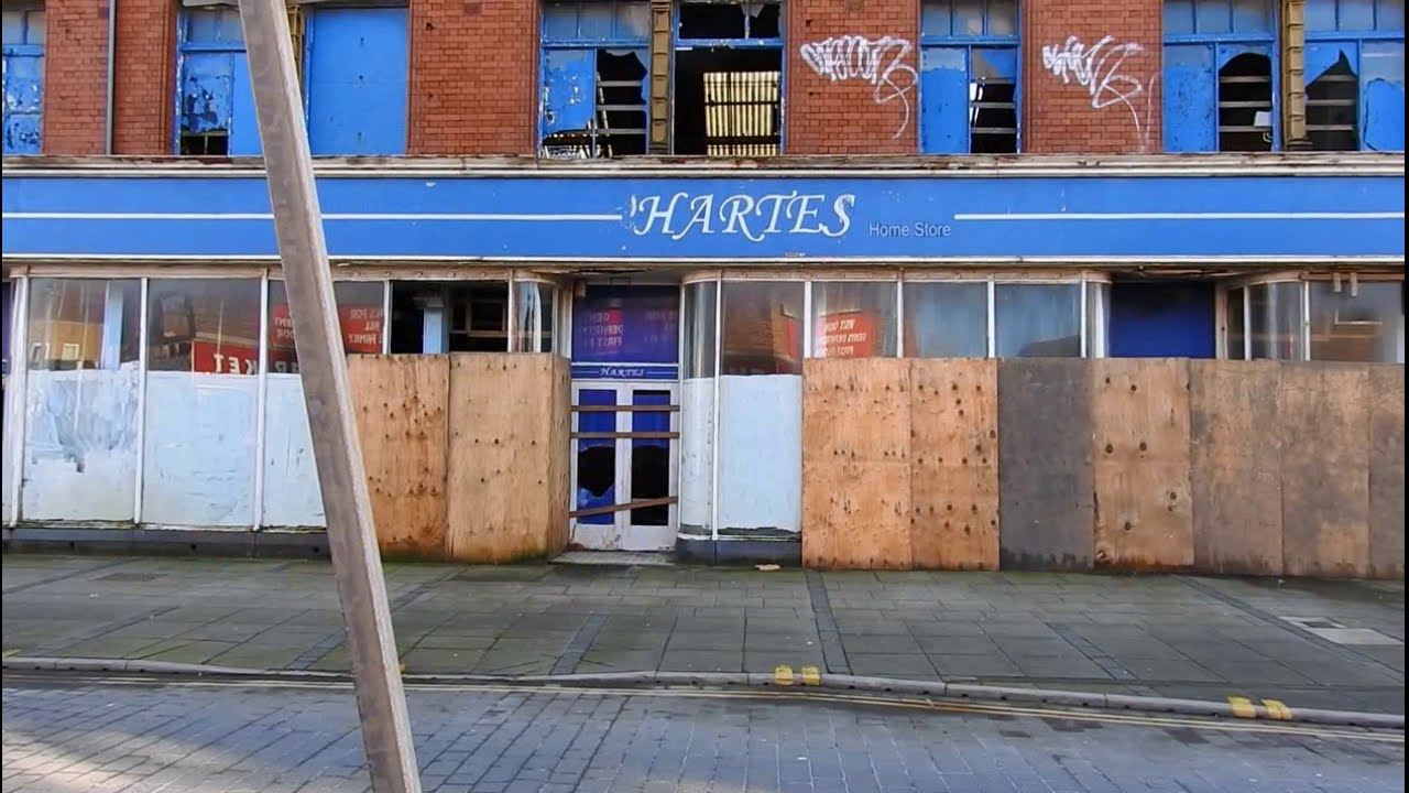 Exploring Blackpool's past, Hartes, Waterloo Rd - YouTube