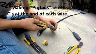 Hot-Wiring A Workbench