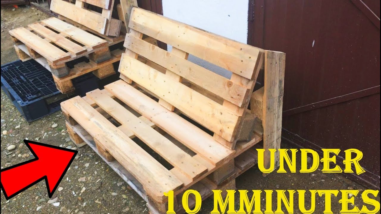35 Ingenious Outdoor Pallet Projects For All Types Of Diyers Diy Crafts