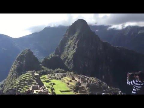 Top of Machu Picchu 3