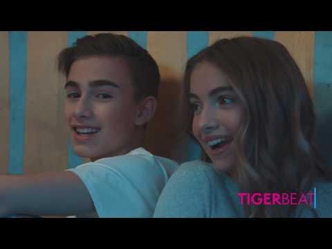 Johnny & Lauren Orlando's TigerBeat Cover Shoot: Behind-the-Scenes