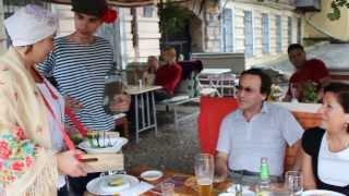 """Свадьба в Малиновке в кафе """"Базилик"""" 20 июля"""
