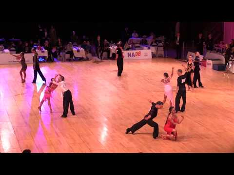 Open Latin Adults | WDSF VC 2017