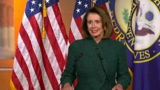 Nancy Pelosi says 'mow grass' in border areas to stop illegals