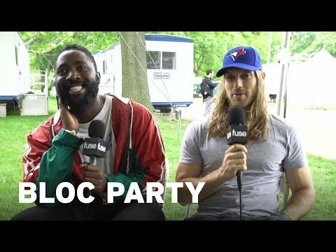 Bloc Party Discuss Performing At Festivals and Writing On Tour