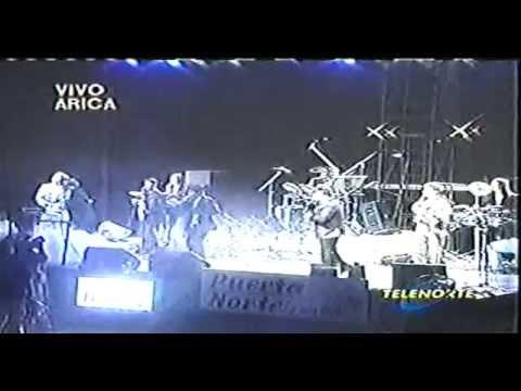 Grupo alegria concierto arica (completo) 2001