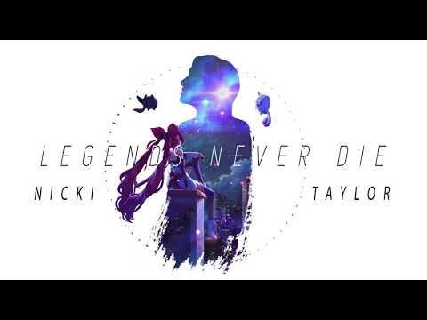 Legends Never Die (ft. Against The Current) cover | Nicki Taylor