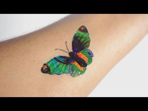 How to Make Tattoo at Home | 4 Ways to Make a Tattoo at Home
