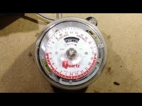 How to Set a Sangamo Solar Dial