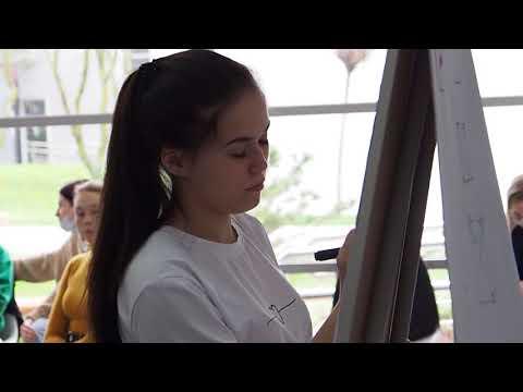 Проектная деятельность участников «АРТ-лаборатории Лидеров» в ВДЦ «Смена»