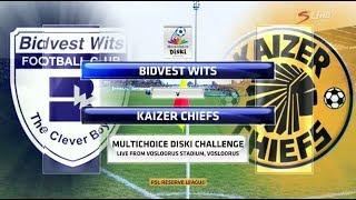 multichoice diski challenge 2017 2018 bidvest wits vs kaizer chiefs