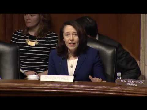 "Cantwell To Department of Energy:  ""We Need To Get A Threat Assessment Done"""
