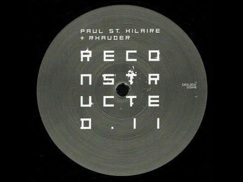 Paul St. Hilaire & Rhauder - Stabilize (Ion Ludwig Reconstruction) [SUSH48] Mp3