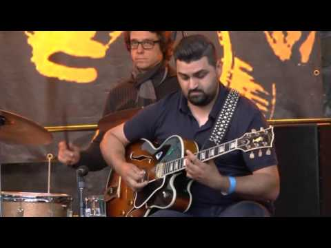 Django Deluxe  - Django Reinhardt Festival in Hildesheim 11. Juli 2015