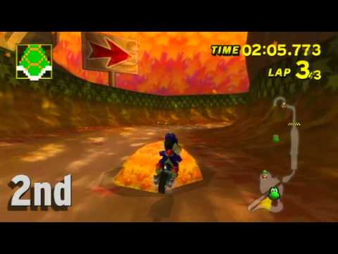 Mario Kart Wii - Worldwide Races 1 [COMMENTATED]