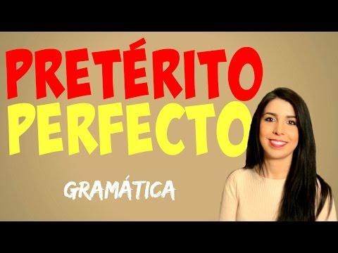 Lezioni di Spagnolo 16 - Verbi Pretérito Perfecto