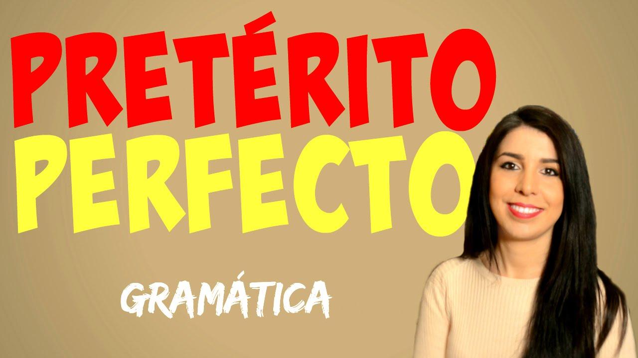 Lezioni Di Spagnolo 16 Verbi Pretérito Perfecto