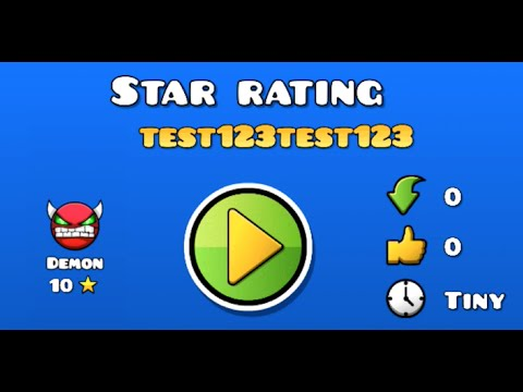 Star Rate EVERY Level You Want! - Geometry Dash Exploit/Hack (APRIL FOOLS)